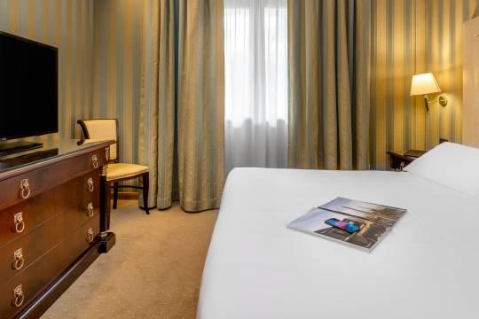 Hotel con camere per famiglie vicino l'Aeroporto di Malpensa