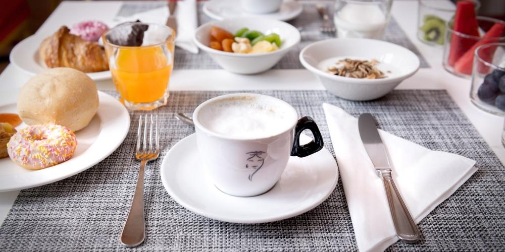 Hotel a Malpensa con colazione a buffet