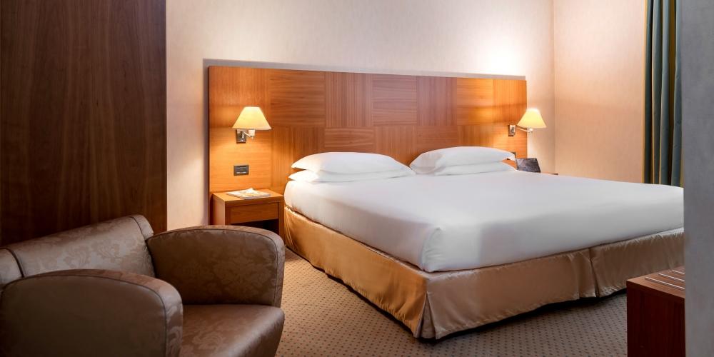 Hotel con camere spaziose vicino Aeroporto di Milano Malpensa