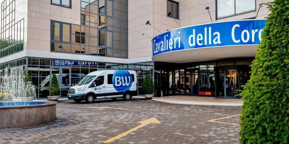 Hotel vicino l'Aeroporto di Malpensa con servizio navetta