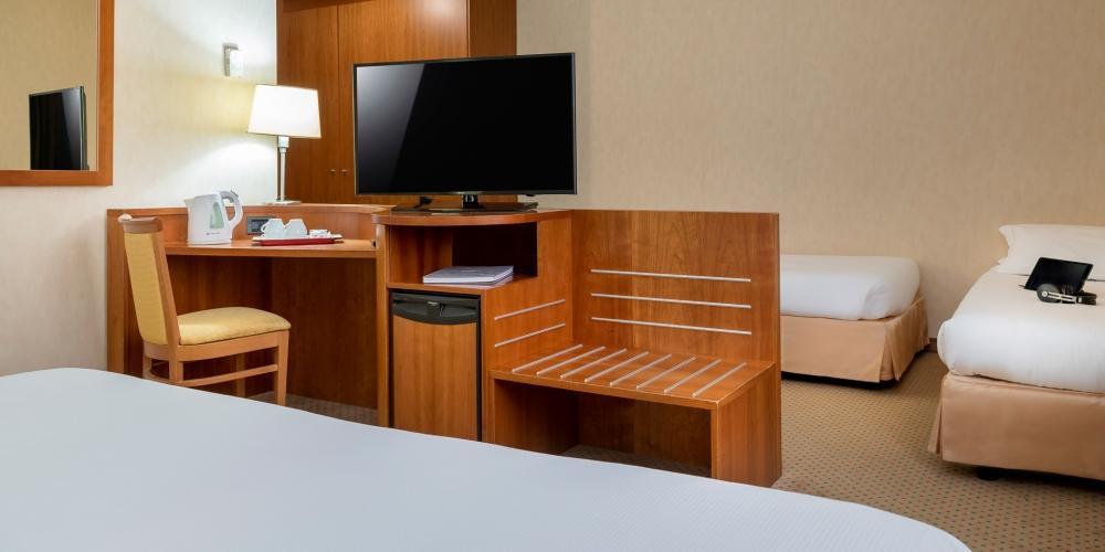 Hotel con camere quadruple vicino l'Aeroporto di Malpensa