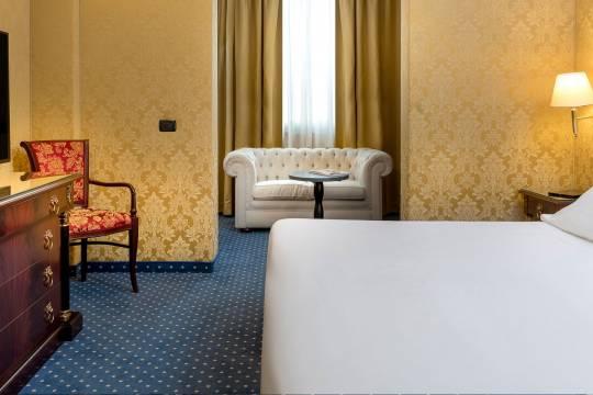 Suite hotel vicino Aeroporto di Milano Malpensa