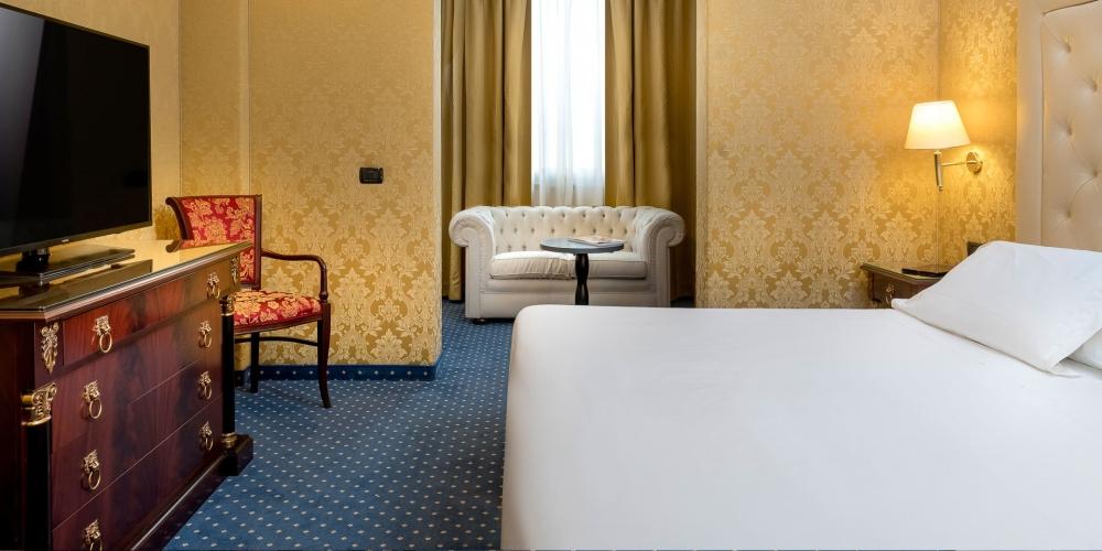 Hotel 4 stelle con suite vicino all'Aeroporto di Milano Malpensa